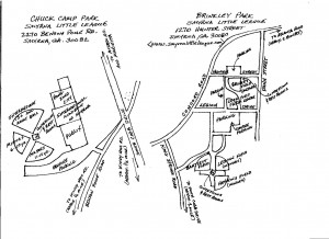 PARK LAYOUT   (Click to enlarge/print)