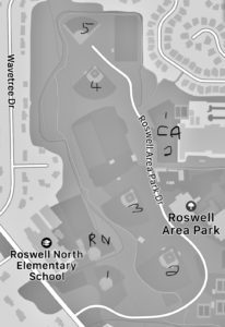 Roswell Area Park and Roswell North Park